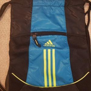 adidas Bags - adidas draw string back pack